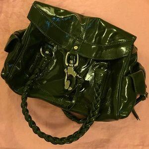 *NWB* Francesco Biasia Leather Shoulder Bag